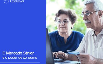 O Mercado Sênior e o poder de consumo