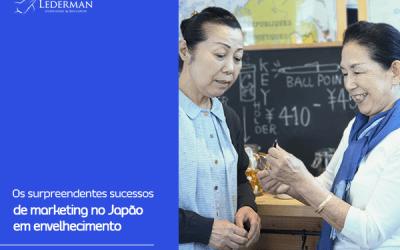 Os surpreendentes sucessos de marketing no Japão em envelhecimento